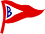 belvedere golf club logo flag70